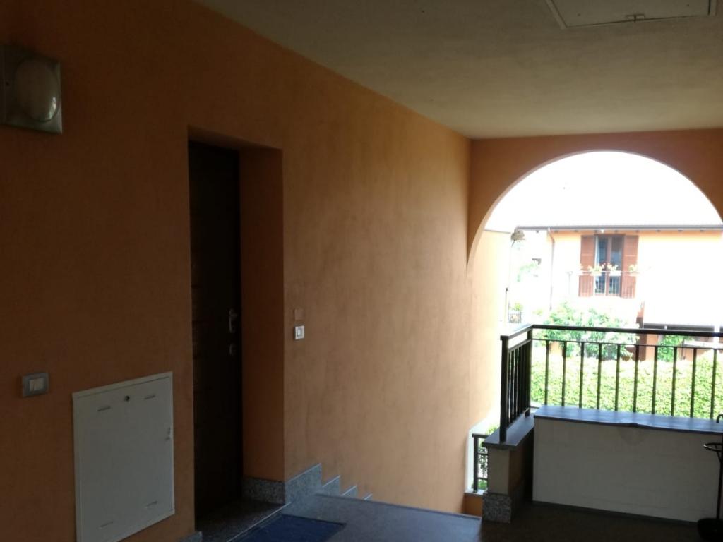 ingresso appartamento primo piano